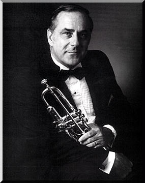 Roger Thorpe, leader of the Sammy Kaye Orchestra